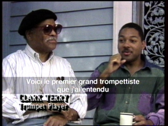 Clark Terry & Wynton
